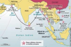 La volonté de la marine pakistanaise est de faire de Gwadar une base navale conjointe pakistano-chinoise, même si les dirigeants chinois semblent pour l'instant quelque peu réticents à militariser le port.