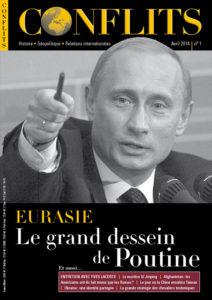 Conflits, revue de géopolitique