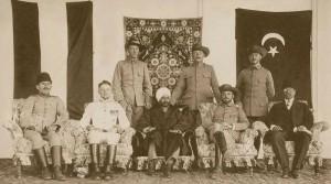 La mission Hentig-Niedermayer à Kaboul (1915)