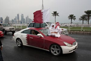 Qatar National Day (18 décembre), à Doha