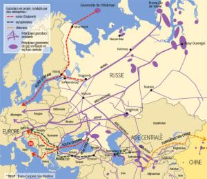 Pipelineistan ou la guerre des tubes