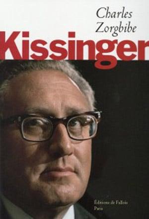Charles Zorgbibe, Kissinger, Éditions de Fallois