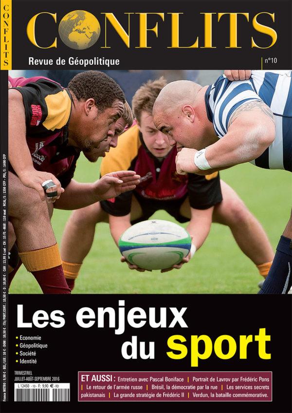 Conflits n°10 Les enjeux du sport