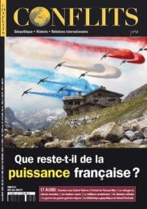 Conflits n°13, avril-mai-juin 2017