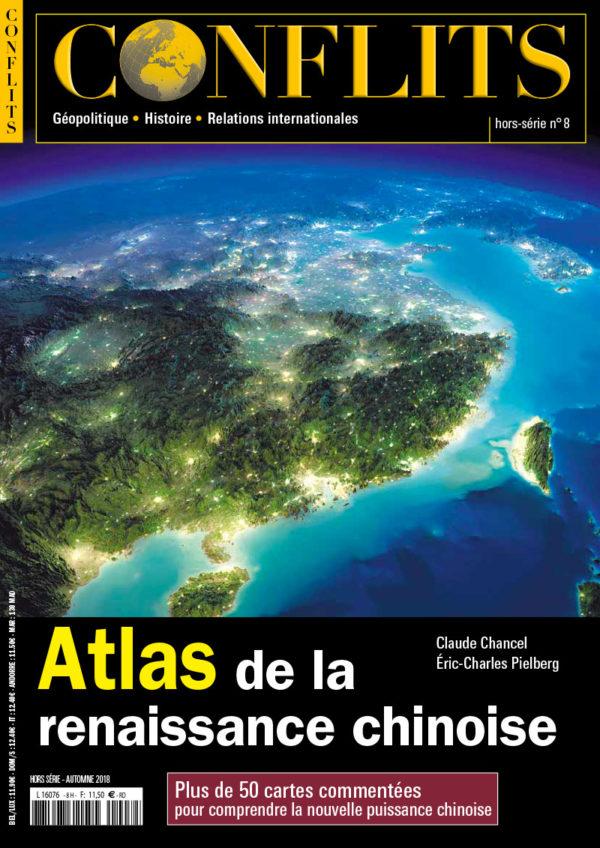 Dossier : Atlas de la renaissance chinoise. Plus de 50 cartes...