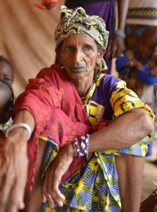 Très présent dans cette zone, le peuple peul, disséminé sur 8 pays d'Afrique de l'Ouest, est majoritairement un peuple d'éleveurs.