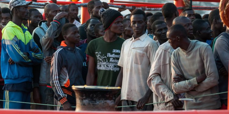 La migrazione scorre da ieri ad oggi: il caso dell'Europa