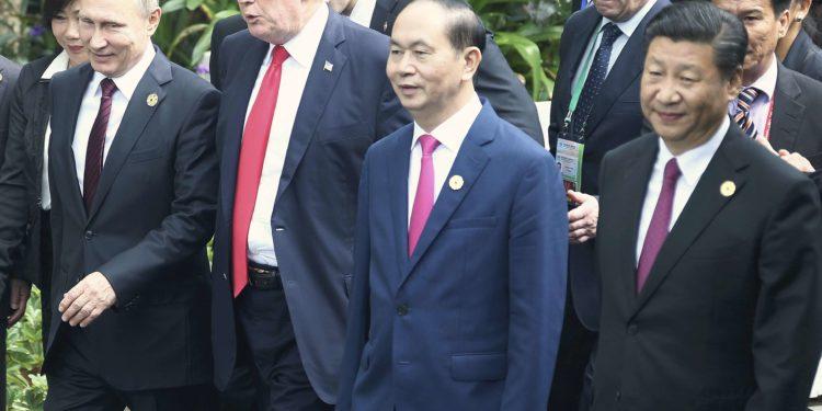 Intervista a Thomas Gomart - Russia, Cina, Stati Uniti: chi è di troppi?