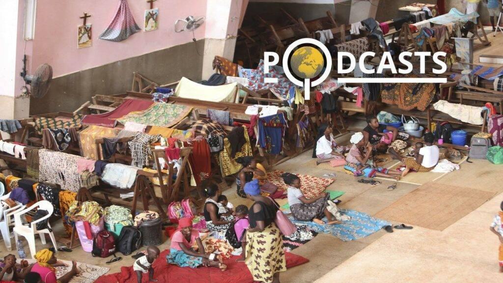 Podcast – Mozambique et Cabo Delgado. Olivier Vilaça