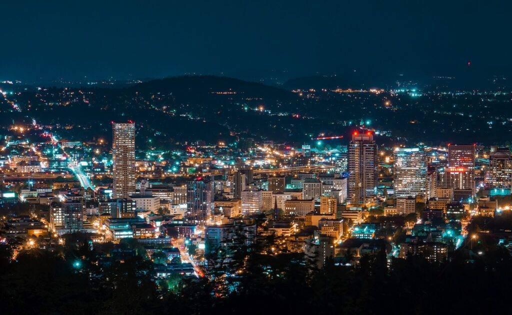 Portland : le modèle et le chaos