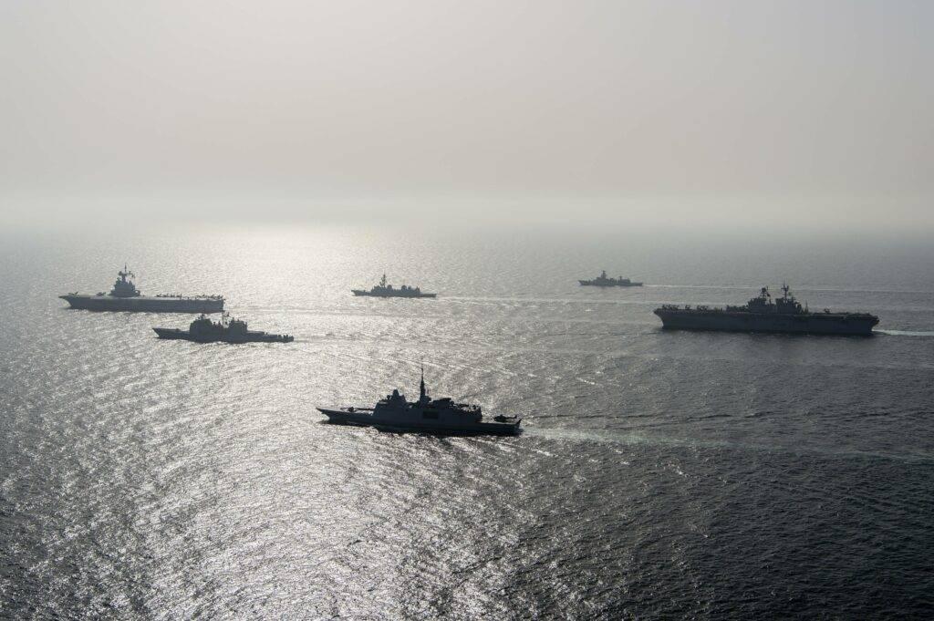 Vidéo – Opération de l'armée française en Méditerranée centrale