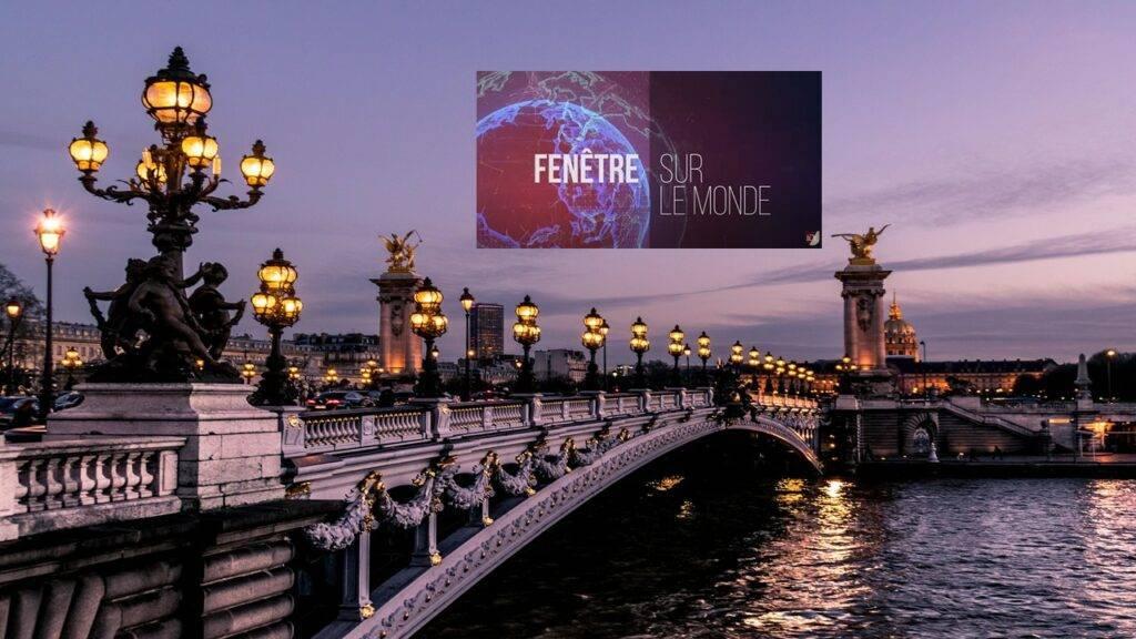 Fenêtre sur le monde – La France dans le monde. Frédéric Charillon