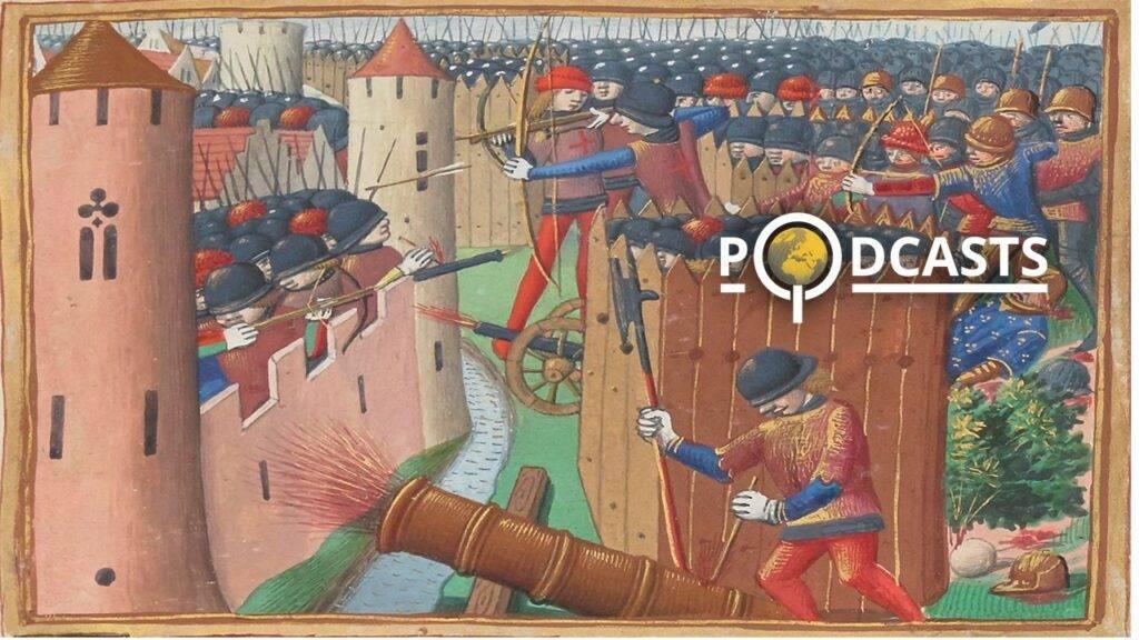 Podcast – Histoire et patrimoine. Franck Ferrand
