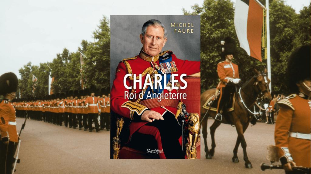 Livre – Charles roi d'Angleterre