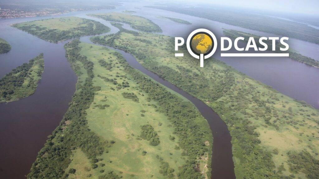 Podcast – Le fleuve Congo. Roland Pourtier