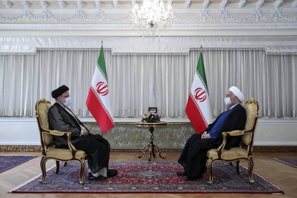 Iran: La fin des «réformateurs» sonne-t-elle aussi le glas de la théocratie?