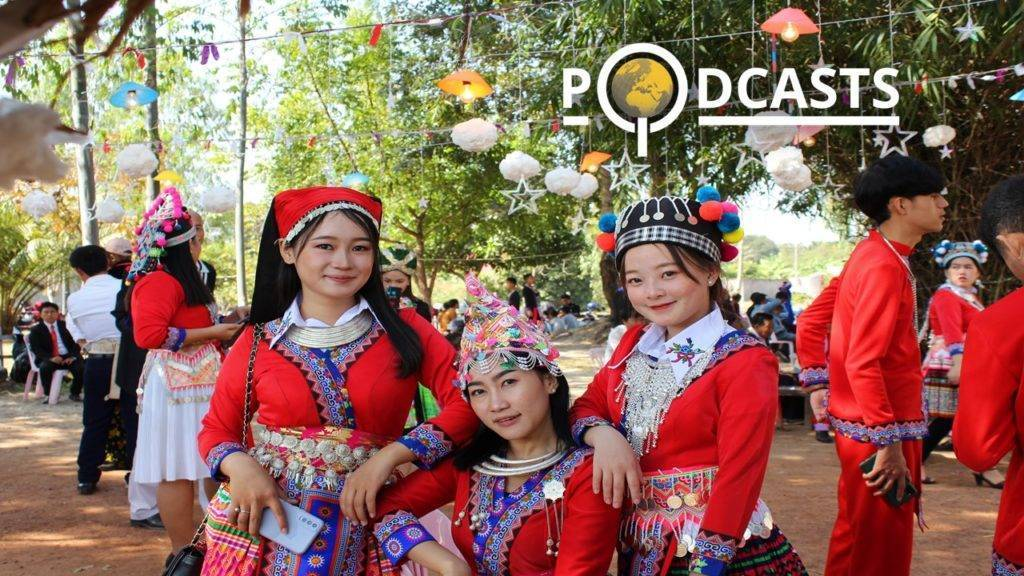 Podcast – Xinjiang, Laos, Inde : entre les plis du monde. Charles-Antoine Schwerer