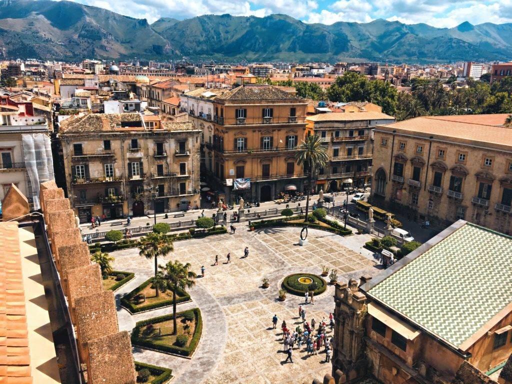 Voyage Conflits en Sicile