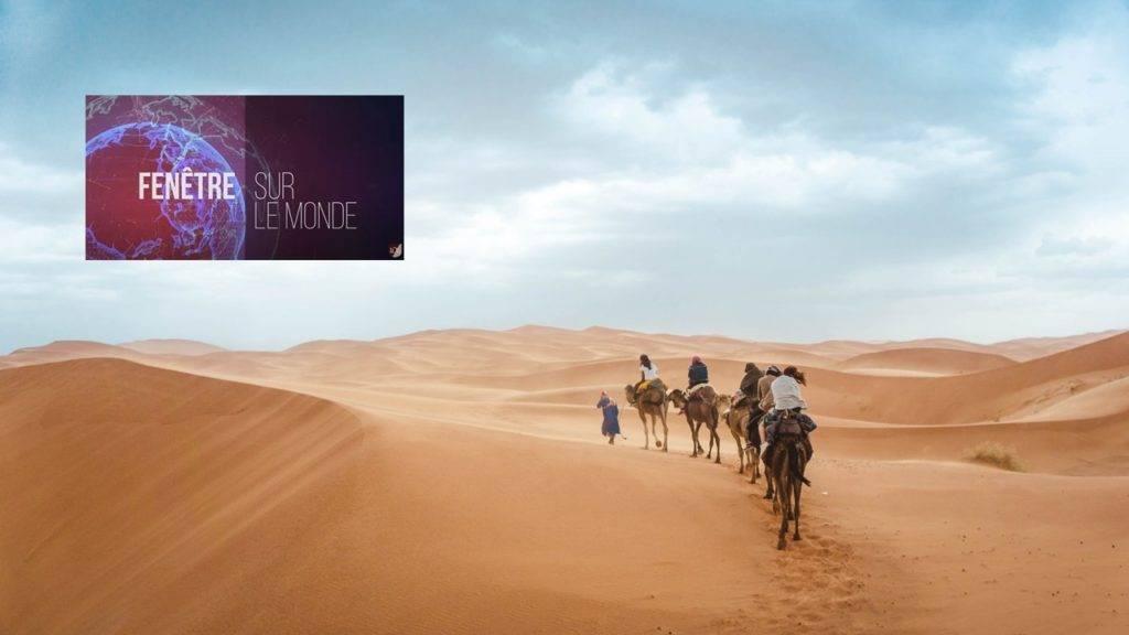 Fenêtre sur le monde – Sahel et Sahara. Nicolas Normand