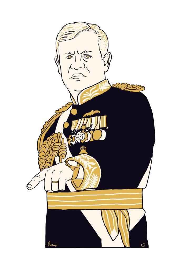 Abdallah II de Jordanie ou l'art de régner sur un volcan