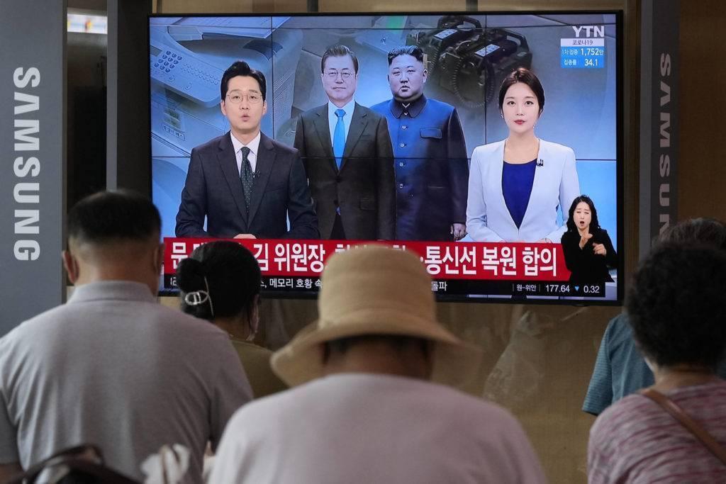 Corée : reprise des pourparlers Nord-Sud