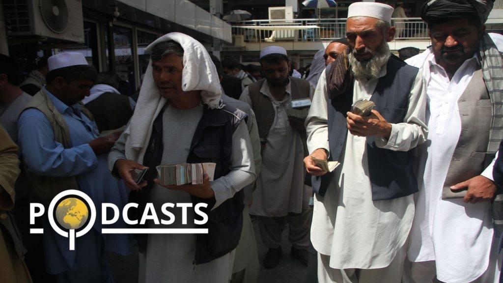 Podcast – L'Inde face aux talibans. Côme Carpentier de Gourdon
