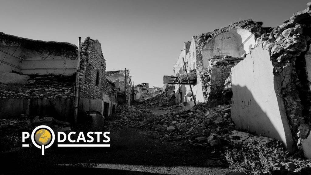 Podcast. La vengance au coeur du terrorisme. Myriam Benraad