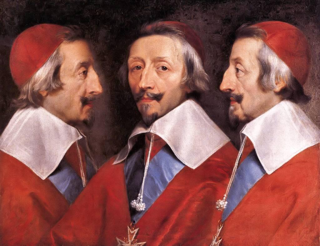 Testament politique de Richelieu : en toutes choses raison garder