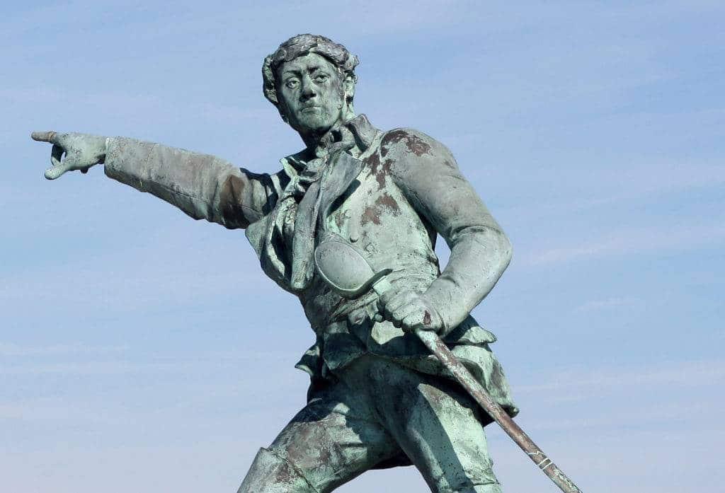 La liberté du commandement. Amiral Loïc Finaz